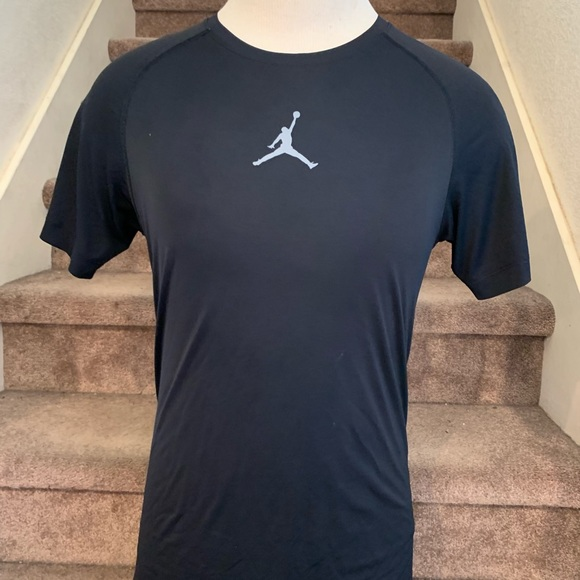 f373184d69bc7e Jordan Other - Air Jordan Training black fitted shirt size M
